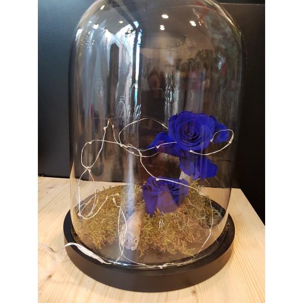 Blue forever roses -  - Ανθοπωλειο Χαλανδρι