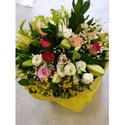 Vernal bouquet - Bunch of flowers - Ανθοπωλειο Χαλανδρι