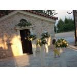 Romance wedding - ΓΑΜΟΣ - Ανθοπωλειο Χαλανδρι